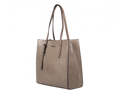 31060 Hortense shopper taupe